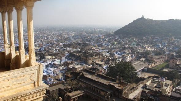 View of Bundi